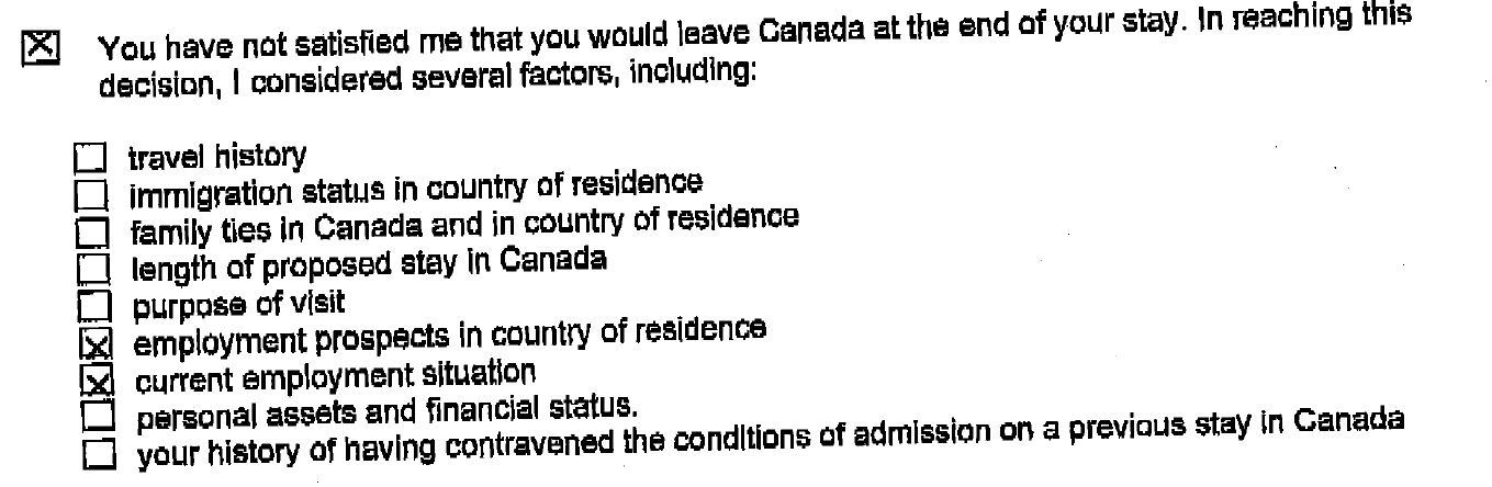 Ircc Application Refusal Example Of Internal Reasons For Study Permit Refusal Steven Meurrens